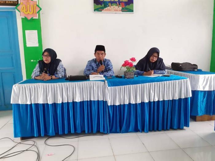 4 Kompetensi Guru, Sharing Tendik Dan Pengawas MTsN 6 Kerinci