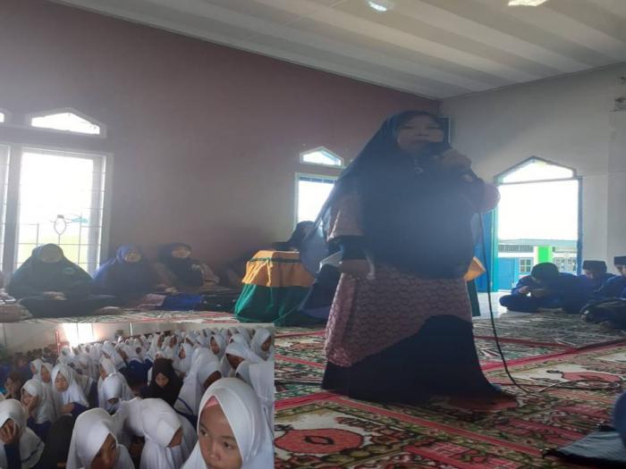 5 M Menjadi Topik Peringatan Maulid Nabi Muhammad SAW di MTsN 6 Kerinci
